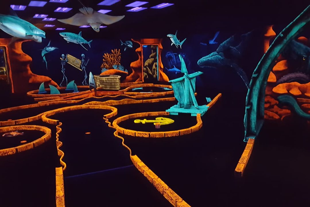 Tortuga Adventure Golf at Eastern Shore Centre