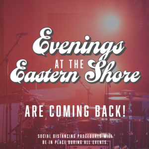 4th Friday Concerts at Eastern Shore Centre