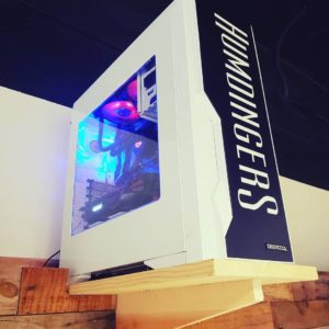 Humdingers Virtual Reality Lounge at Eastern Shore Centre