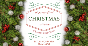 Christmas Market at Eastern Shore Centre