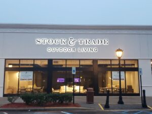 Stock & Trade Outdoor Living at Eastern Shore Centre